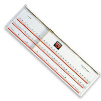 Fish measuring board - Alat Perikanan