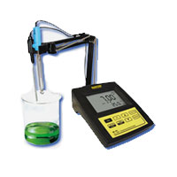 Ph meter bench top - Alat Perikanan